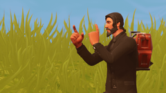 Fortnite Wallpapers I got using the replay tool
