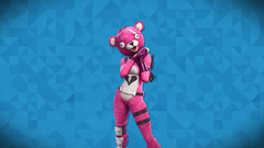 Valentine s Bear Wallpapers FortNiteBR