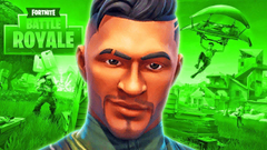 Squad Leader Fortnite wallpapers