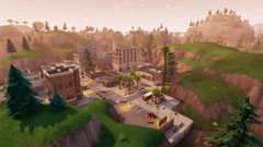 Vacant Valley the new city in Fortnite Battle Royale FortNiteBR