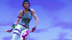Sparkle Specialist Dancing Fortnite Battle Royale Video Game