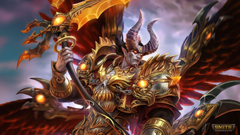 Smite Season Ticket Includes a Recolor of the Rarest Skin