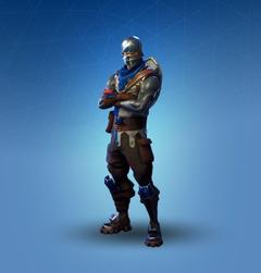 Fortnite Season 2 Account BLUE SQUIRE ROYALE KNIGHT OG Skins