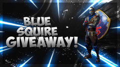BLUE SQUIRE GIVEAWAY