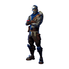 Blue Squire Fortnite Outfit Skin How to Get Unlock