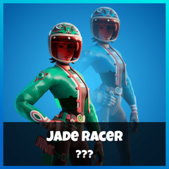 Jade Racer Fortnite wallpapers
