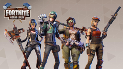 Could Renegade Raider recieve a revamp please In stw she has