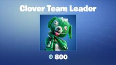 Clover Team Leader Fortnite wallpapers
