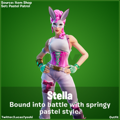 Stella Fortnite wallpapers