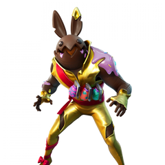 Fortnite v12 30 Leaked Skins Celebrate Easter With a Chocolate