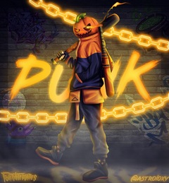 Punk Fortnite wallpapers