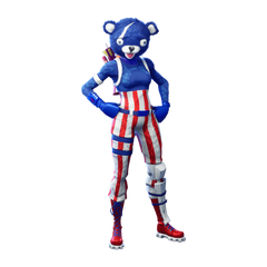 Epic Fireworks Team Leader Outfit Fortnite Cosmetic Cost 1 500 V