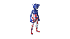 Fortnite Fireworks Team Leader