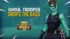 Ghoul Trooper Drops The Bass