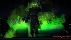 Mashup Fortnite Plague and Pyro Team Fortress