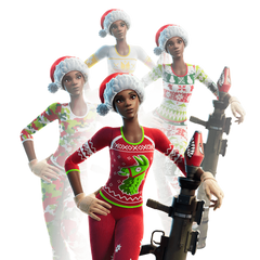 Holly Jammer Fortnite wallpapers