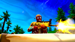 Merry Marauder 4K 8K HD Fortnite Battle Royale Wallpapers