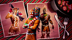 Merry Marauder Skin Gets A Brand New Look Fortnite L2pbomb