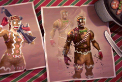Original Fortnite Christmas Skin Owners Are Getting Special Gifts