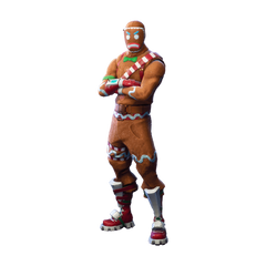 Fortnite Merry Marauder PNG Image