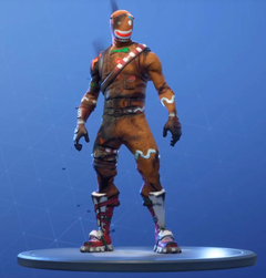 Fortnite Merry Marauder Skin