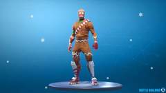 New Gingerbread Set Merry Marauder and Ginger gunner