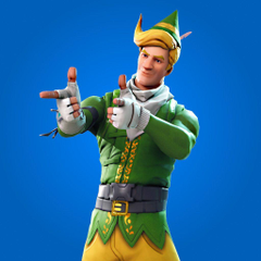 Code Name Elf Fortnite Wallpapers