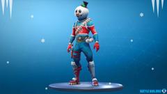 Slushy Soldier Outfit
