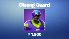 Strong Guard Fortnite wallpapers