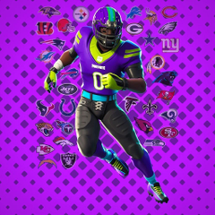 Fortnite NFL Skins Rarities Revealed And All Patch V6 22 LEAKED