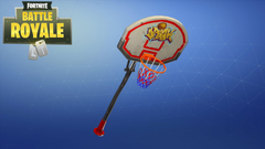 Slam Dunk Fortnite Pickaxe