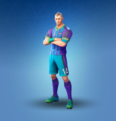 Aerial Threat Fortnite Outfit Skin How to Get Details