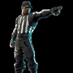 Striped Soldier
