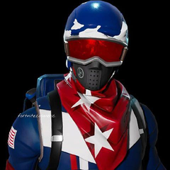 Alpine Ace USA Fortnite wallpapers