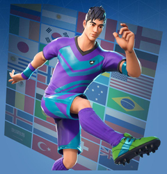 Fortnite Stalwart Sweeper Skin