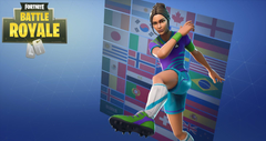 Poised Playmaker Fortnite Outfit Skin How to Get News