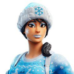 Frozen Nog Ops Fortnite wallpapers