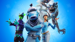 ze your foes with the Fortnite Polar Legends Pack