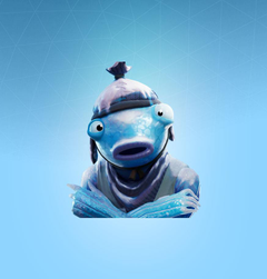 Frozen Fishstick Fortnite wallpapers