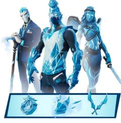 Frost Broker Fortnite wallpapers