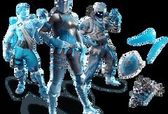 Fortnite Frozen Legends Skin Bundle Leaks Online Where Iced