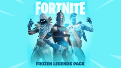 Fortnite Frozen Legends Pack Available Now