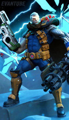 Cable Fortnite wallpapers