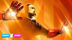 Fortnite X Avengers wallpapers