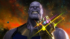 Play as Thanos from Avengers Infinity War in Fortnite