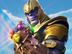 Fortnite Avengers Infinity War event patch notes Thanos details