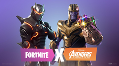 Thanos gets less health and more power in Fortnite s latest patch