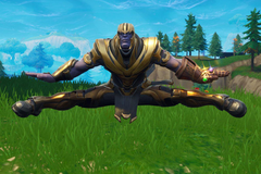 Fortnite Thanos is already getting nerfed in new Infinity Gauntlet