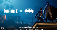 Fortnite X Batman Revealed