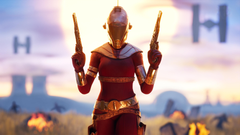 x2160 Zorii Bliss Fortnite Outfit 4K Wallpaper HD Games